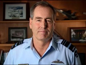 Air Marshal Geoff Brown AO (retired)