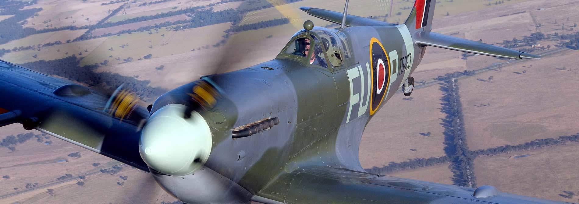 Supermarine Spitfire Mk XVI